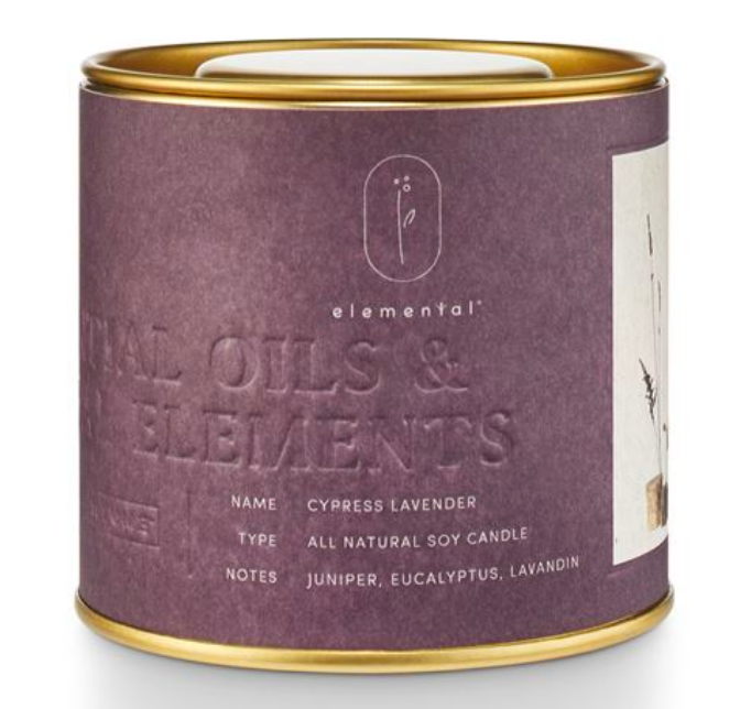Illume Elemental Citrus+Cedarleaf Candle