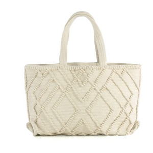 Willa Natural Tote