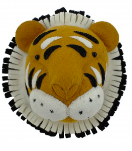 Mini Tiger Wall Decor