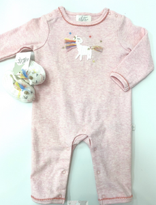 Crochet Unicorn Babygro