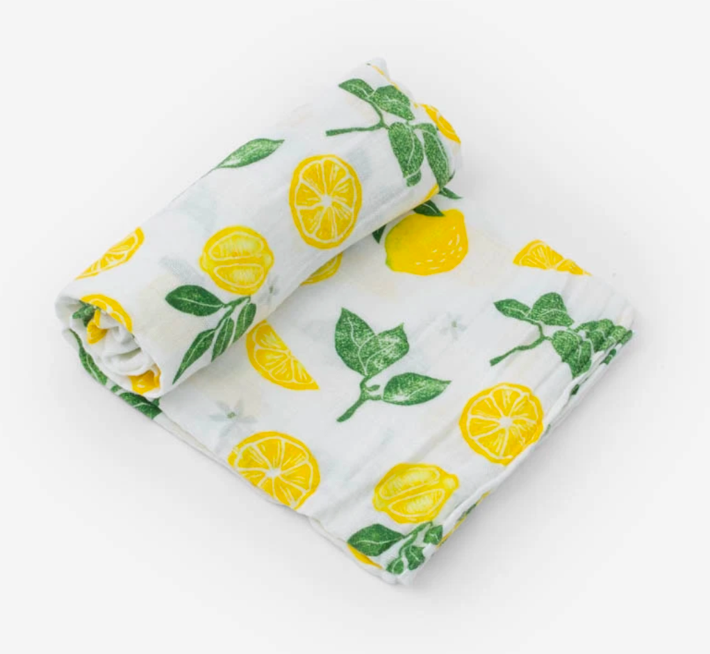 Lemon Drop Swaddle