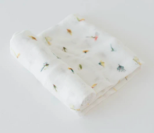 Little Unicorn Swaddle-Gone Fishing