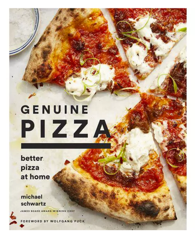 Genuine Pizza Cookbook