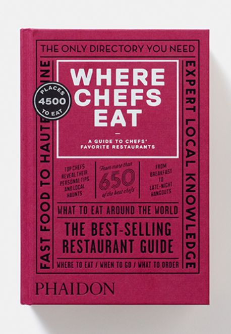 Where Chefs Eat Restaurant Guide