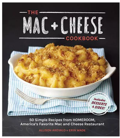The Mac+Cheese Cookbook