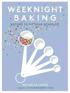 Weeknight Baking Cookbook