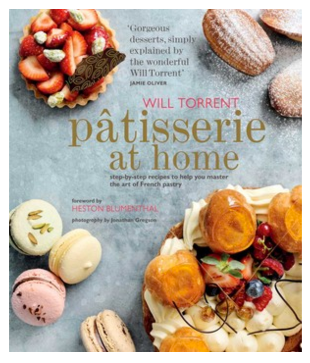 Patisserie at Home Cookbook