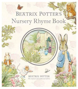 Beatrix Potter Nursery Rhyme Book