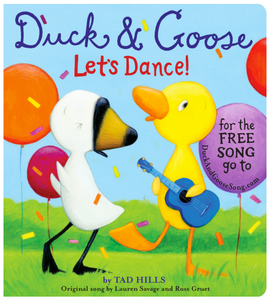 Duck and Goose - Let's Dance