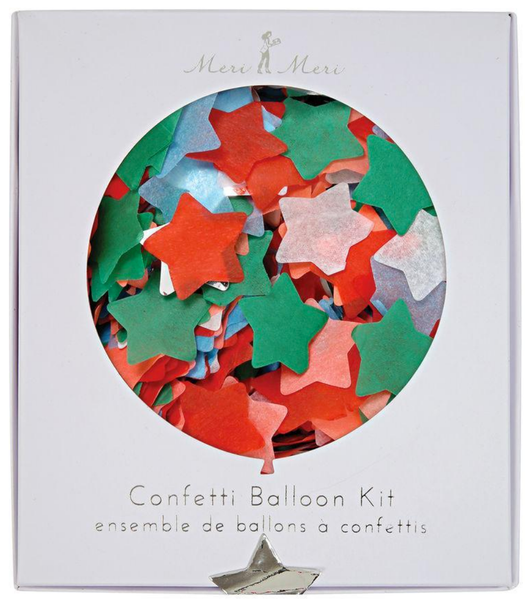 Festive Star Balloon Kit
