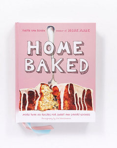 Home Baked Cookbook
