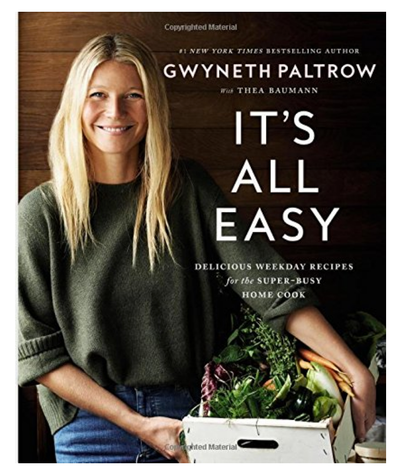 It's All Easy Cookbook