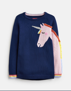 GEE GEE NOVELTY KNITTED JUMPER