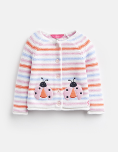Ladybird Cardigan Sweater
