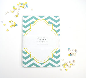 CHEVRON NOTEPAD
