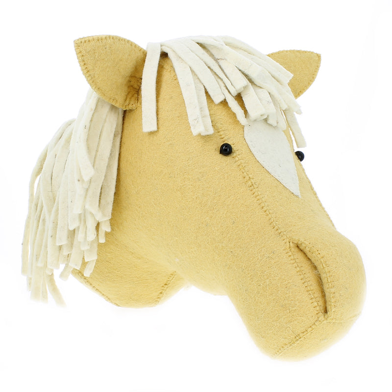 Palomino Pony Wall Decor