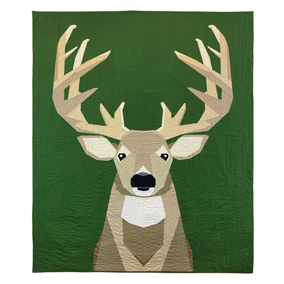 Trophy Buck Quilt Along: Announcement