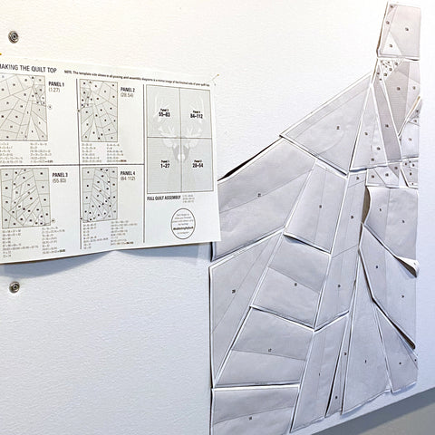 Design wall with panel 1