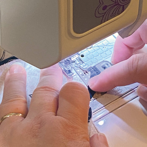 Sewing the missing piece