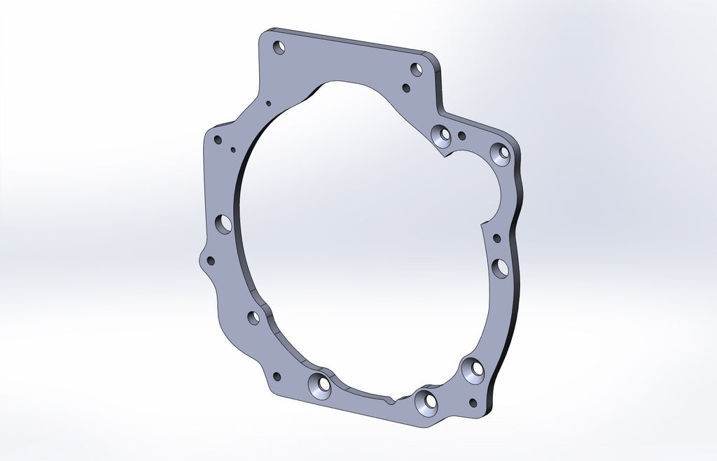Miata BP/RX7 TII Transmission Adapter Plate