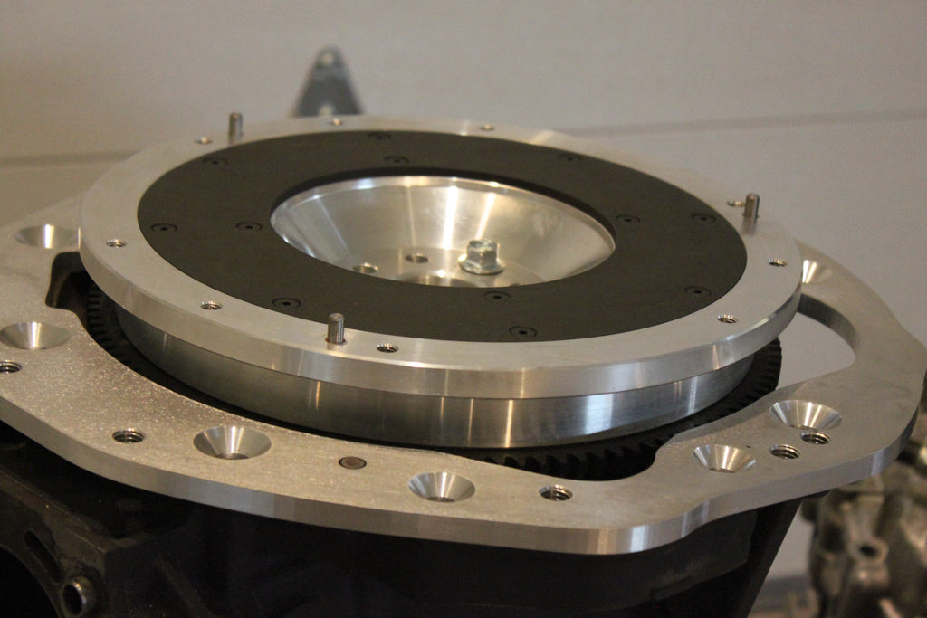 JZ/VQ Transmission Adapter Plate  REV 2 - Maverick Motorsports