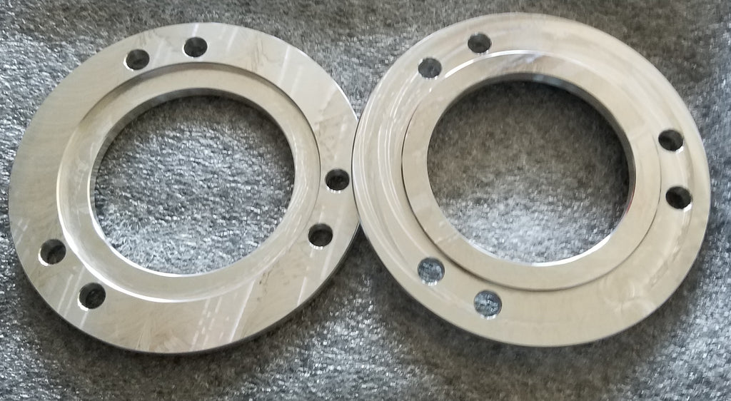 Nissan Axle Spacers, 8mm width, 2x3 Pattern