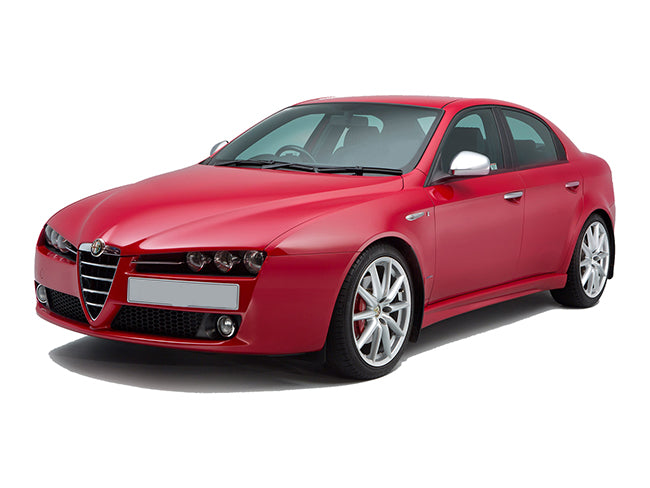 Alfa Romeo 159 Roof Bars
