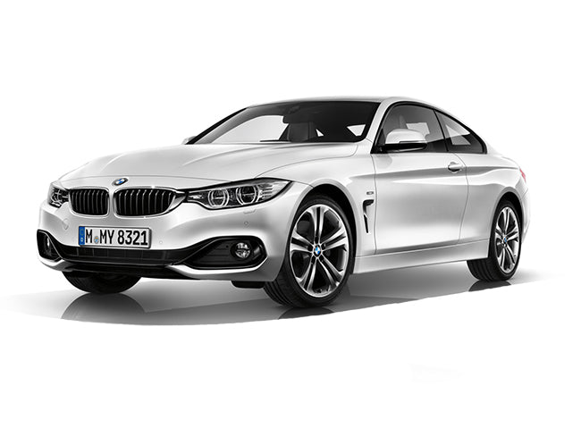 BMW 4 Series Roof Rack