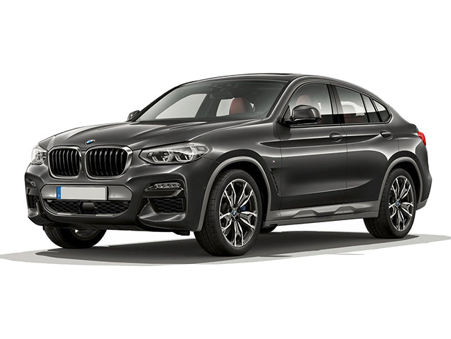 BMW X4 Roof Rack
