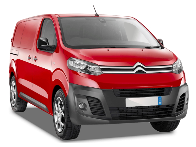 Citroen Dispatch Roof Bars