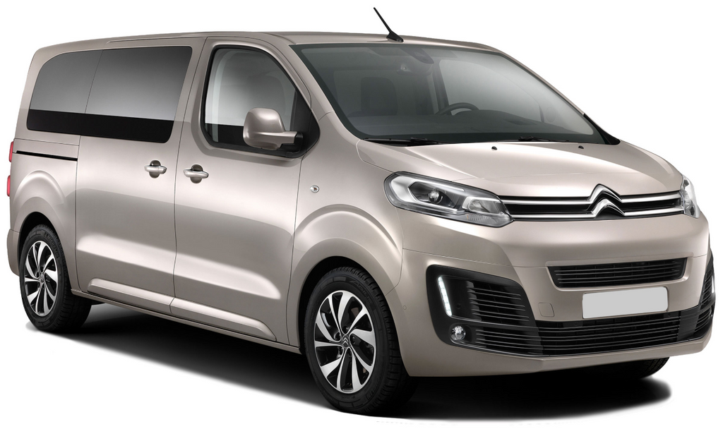 Citroen SpaceTourer Roof Bars