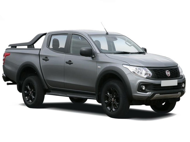Fiat Fullback Roof Bars