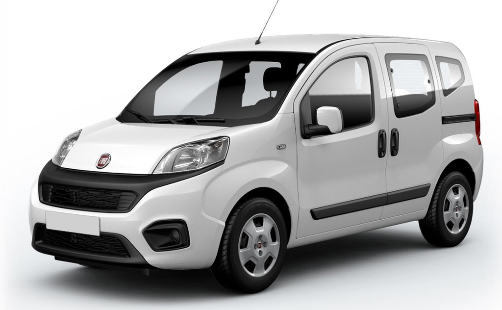 Fiat Qubo Roof Bars