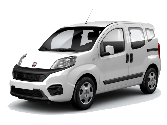 Fiat Qubo Roof Racks