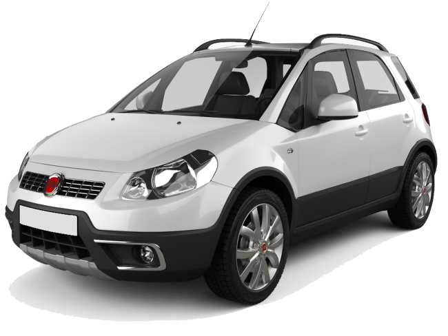 Fiat Sedici Roof Racks