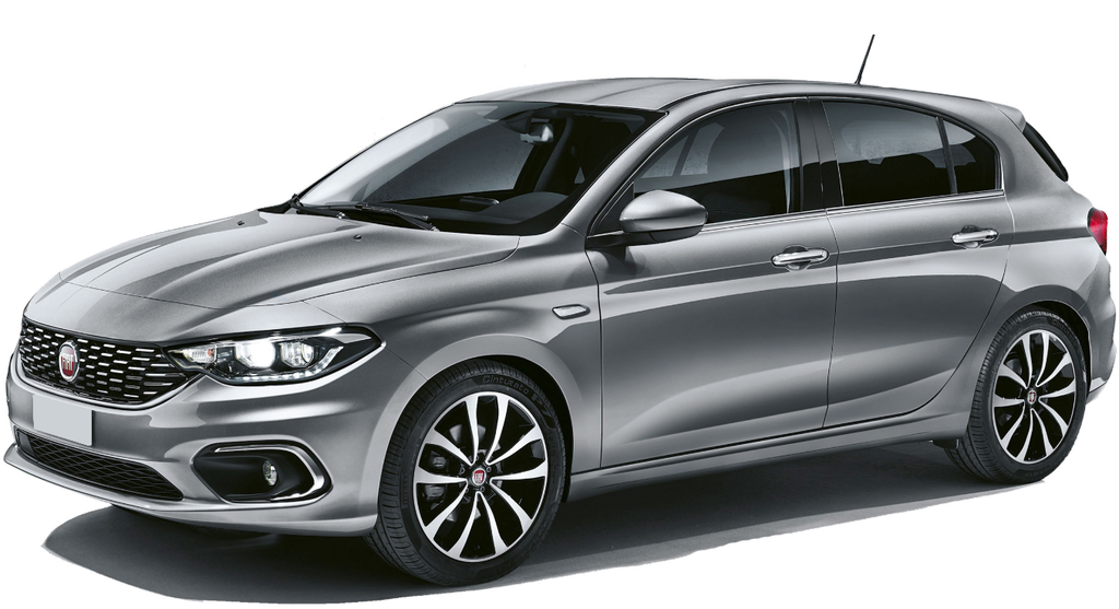 Fiat Tipo Roof Bars