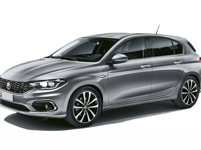 Fiat Tipo Roof Racks