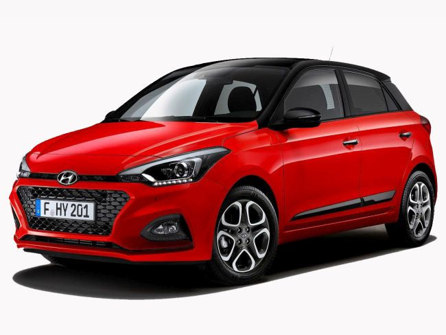 Hyundai i20 Roof Bars