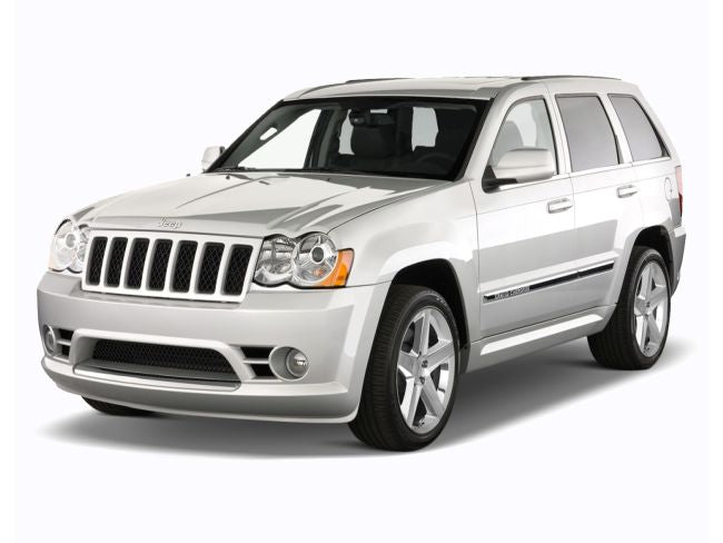 Jeep Grand Cherokee Roof Racks