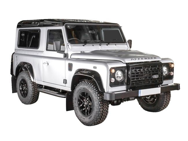 Land Rover Defender Roof Racks