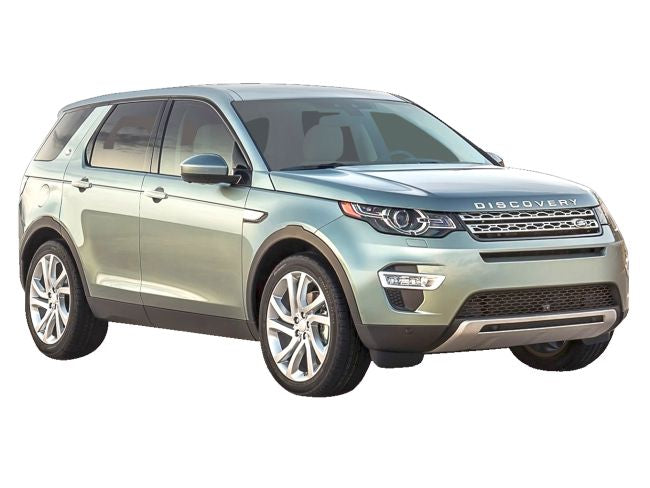 Land Rover Discovery Sport Roof Racks