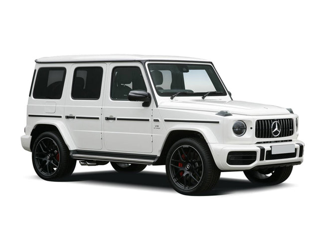 Mercedes Benz G-Class Roof Bars