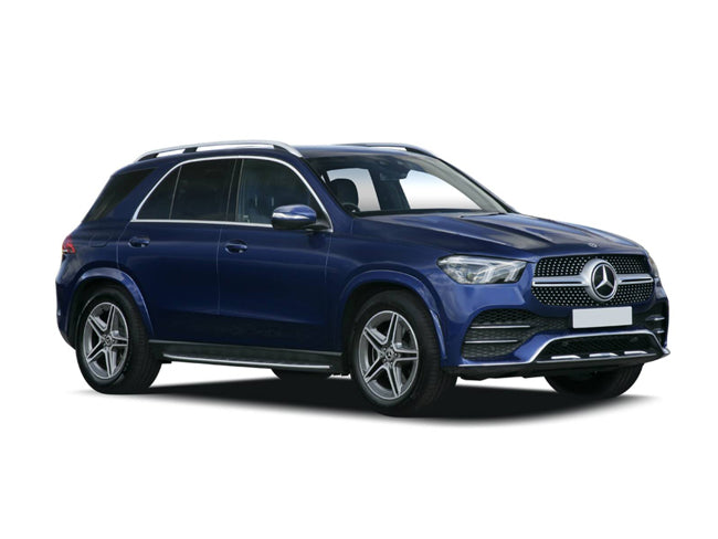 Mercedes Benz GLE Roof Bars