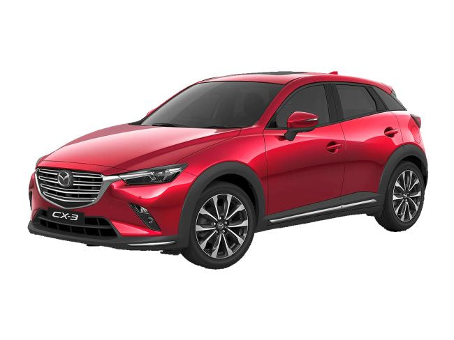 Mazda CX-3 Roof Racks