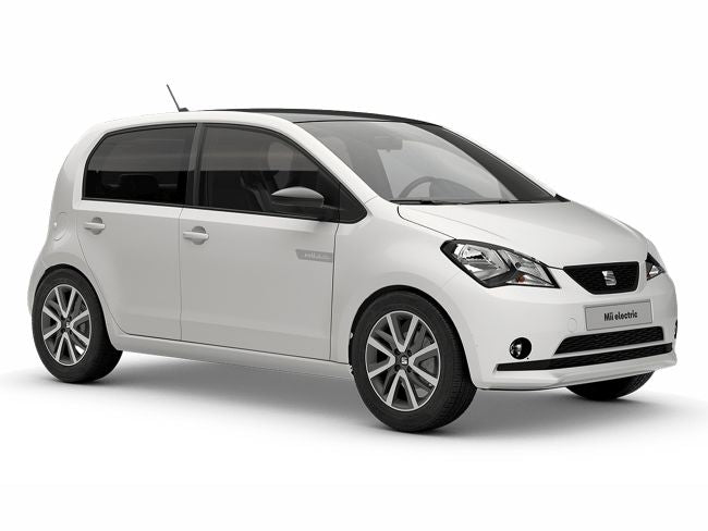 Seat Mii Roof Racks