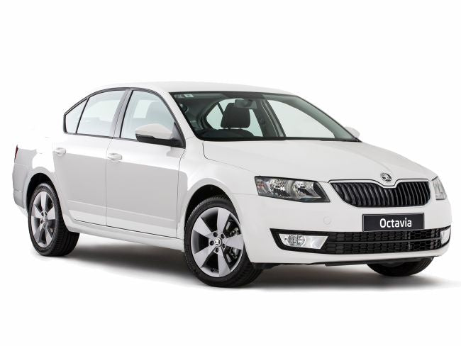 Skoda Octavia Roof Racks