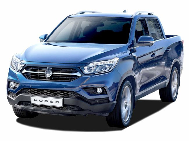 Ssangyong Musso Roof Racks