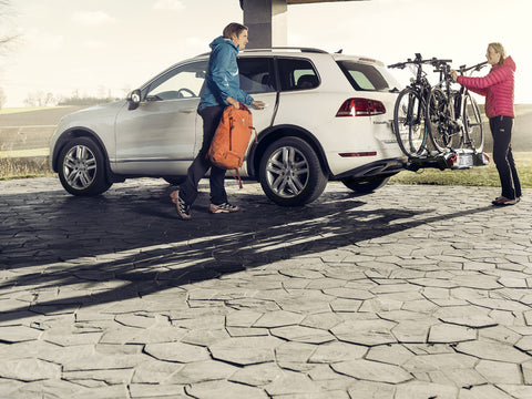 Thule Tow Bar Mounted Cycle Carriers
