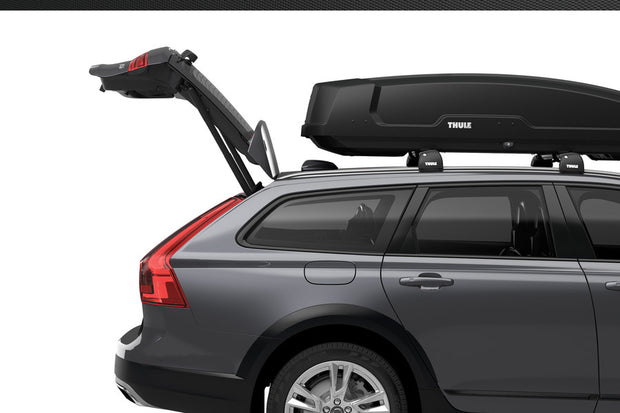THULE Force XT (M) Black Roof Box 400L