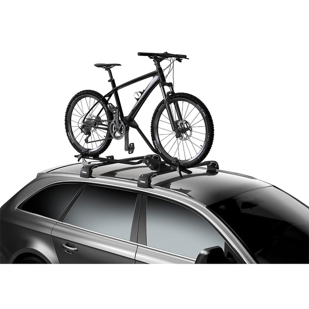 THULE ProRide 598 Black Roof-Mounted Upright Bike Carrier